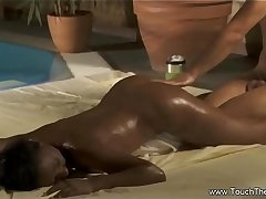 Massage For The Indian Ass