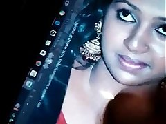 cumtribute to  lakshmi menon